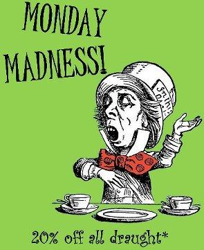 Monday Madness!
